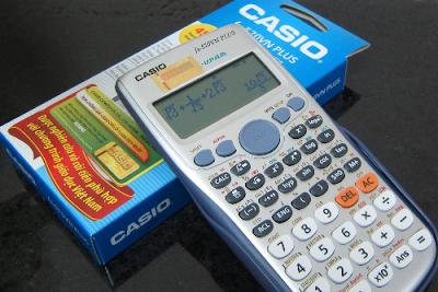 Casio fx 500vn plus